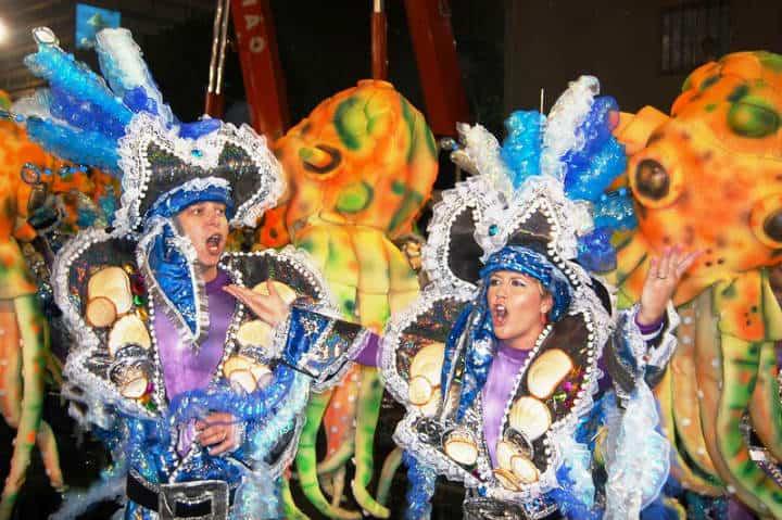 Trajes coloridos forman parte del principal atractivo del Carnaval Foto Carnaval.com Studios
