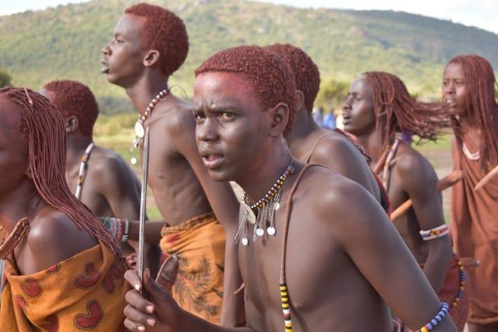 Tribu Samburu. Foto: . Foto: Justin Porter