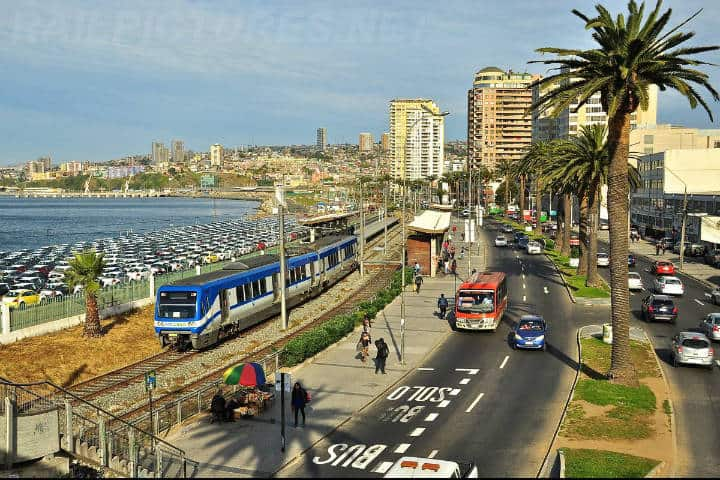 Valparaíso. Chile. Foto. Chile 3