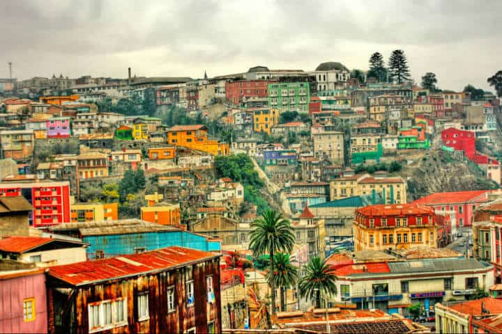 Valparaíso. Chile. Foto. Chile 4