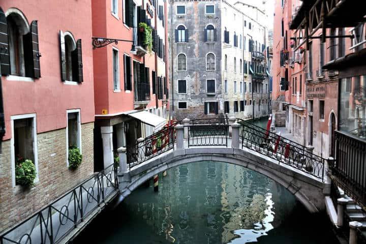 Venecia, Italia Foto gnuckx
