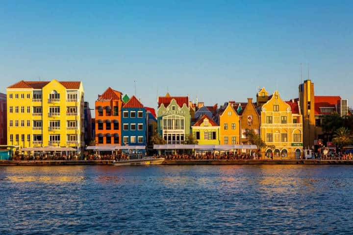Willemstad. Isla Curazao del Caribe. Foto. The New York Times 2