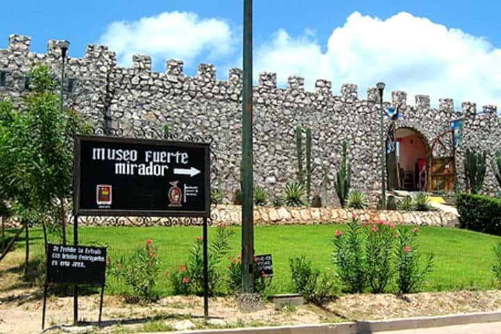 Museo El Fuerte. Foto ZonaTuristica.