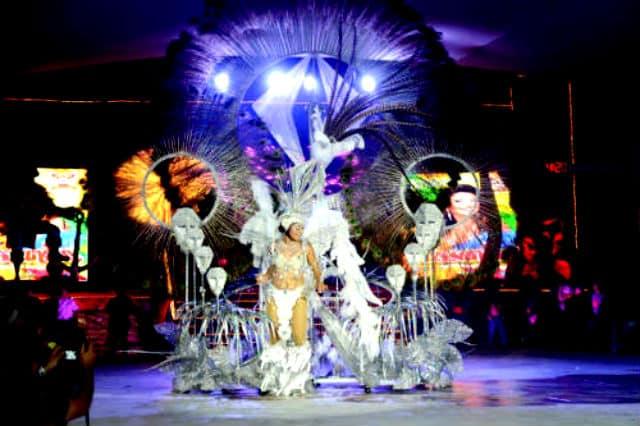Carnaval Cozumel. Foto: Archivo