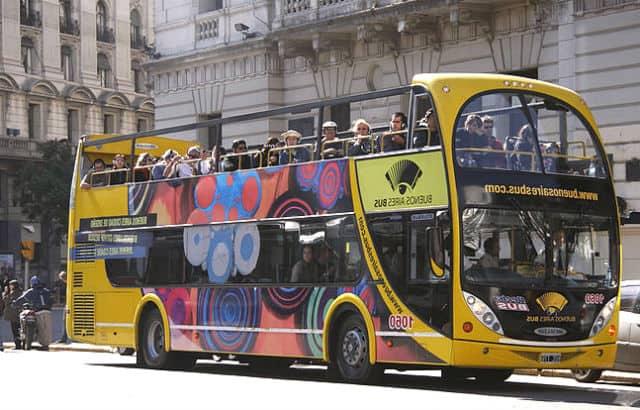 Tour. Foto Archivo.