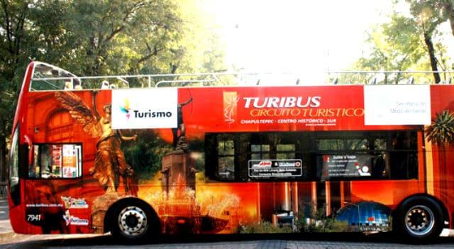 Tour Hop On Off en Ciudades. Foto Archivo.