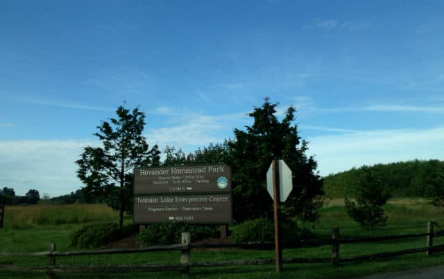 Hovander Homestead Park. Foto Archivo.