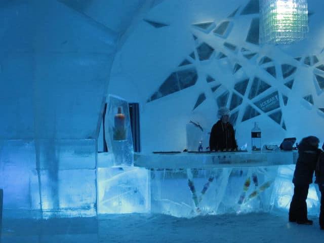 Ice Hotel. ice hotel02