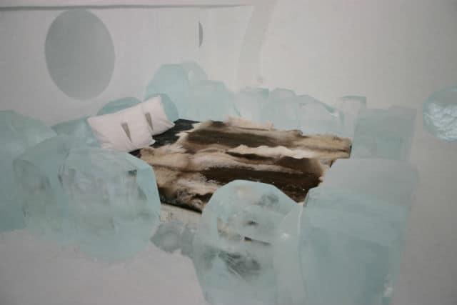 Ice Bar. Ice Hotel. Imagen: archivo ice hotel04