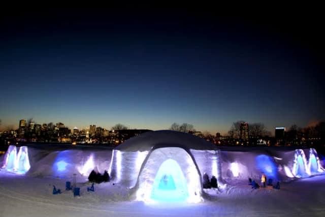 Ice Hotel En Suecia. ice hotel07
