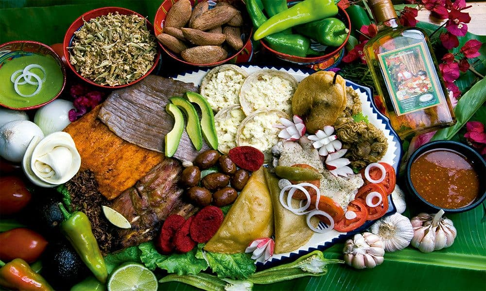 Comida Mexicana. Foto: Emilia Cortez