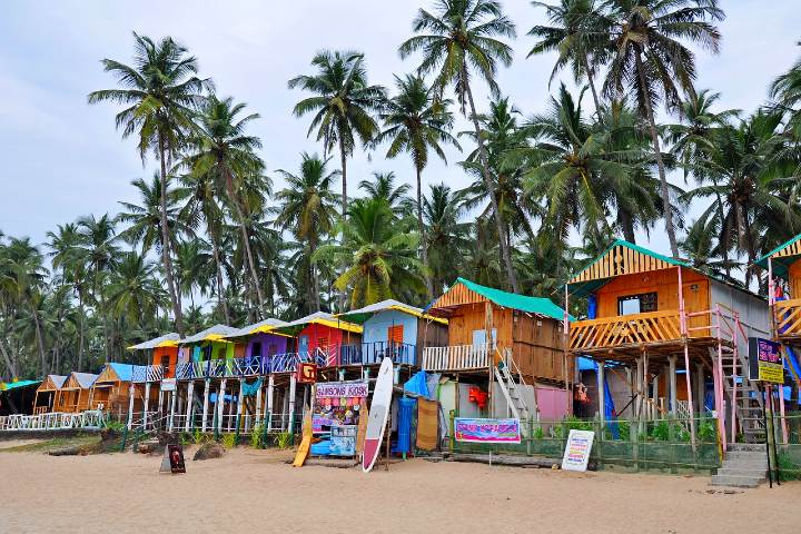 Goa India. Foto: aakka
