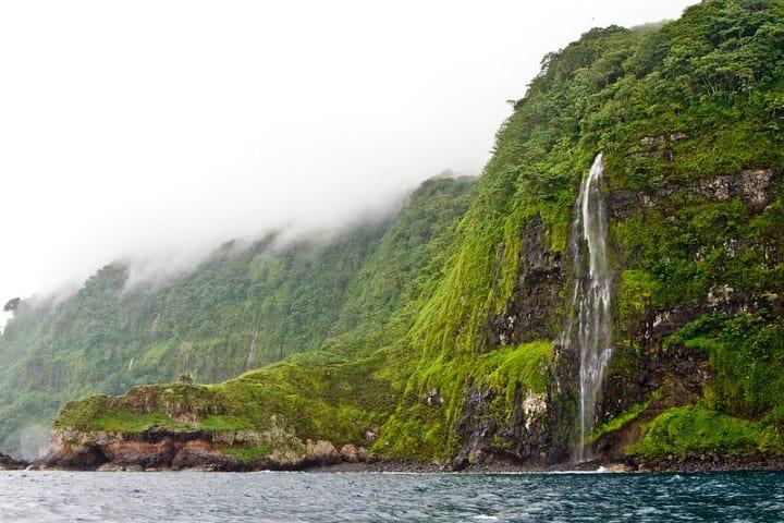 Isla del coco. Foto: Roberto Valencia