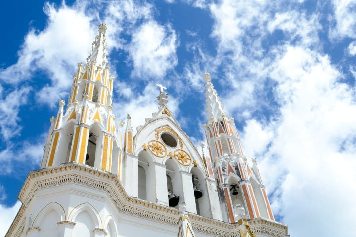 la Iglesia de San José. Foto: Max Böhme