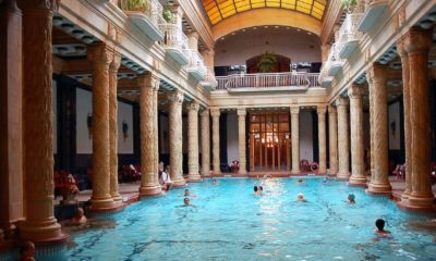 Aguas Termales, Budapest FOTO: Minube