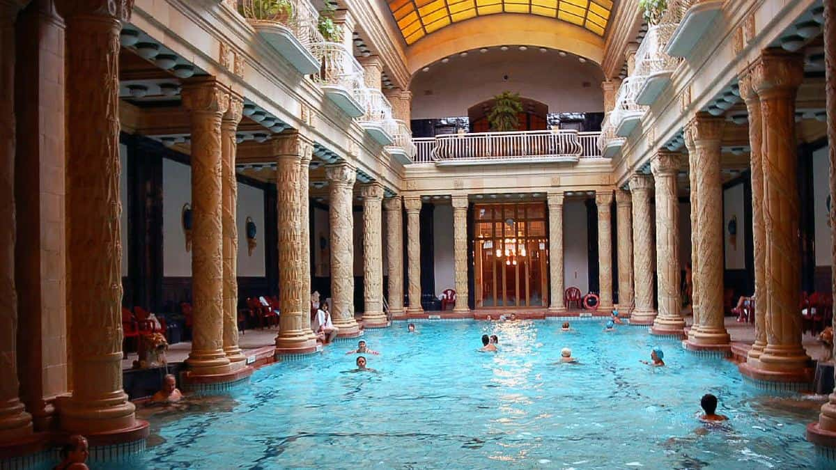 Aguas Termales, Budapest FOTO: Minube