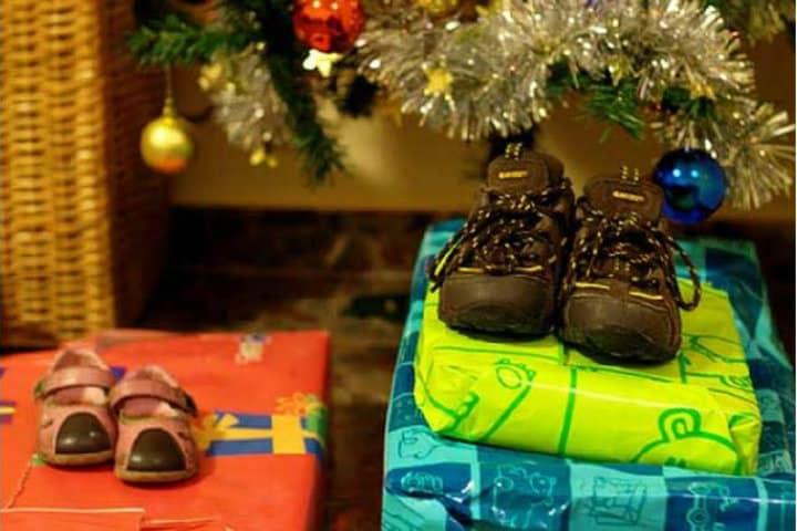 A poner zapatitos debajo del arbolito Foto E-Consulta