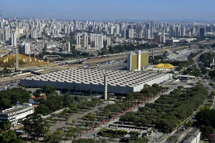 Anhembi Sao Paulo Foto Jose Cordeiro