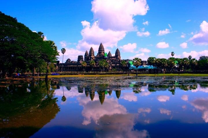 Ankor Wat. Créditos a terimakasiho.