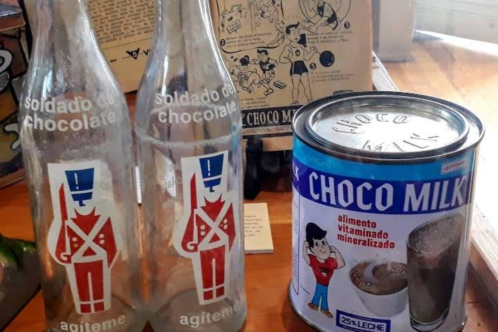 Antigüedades en el museo del chocolate.Foto.México Chulo.5