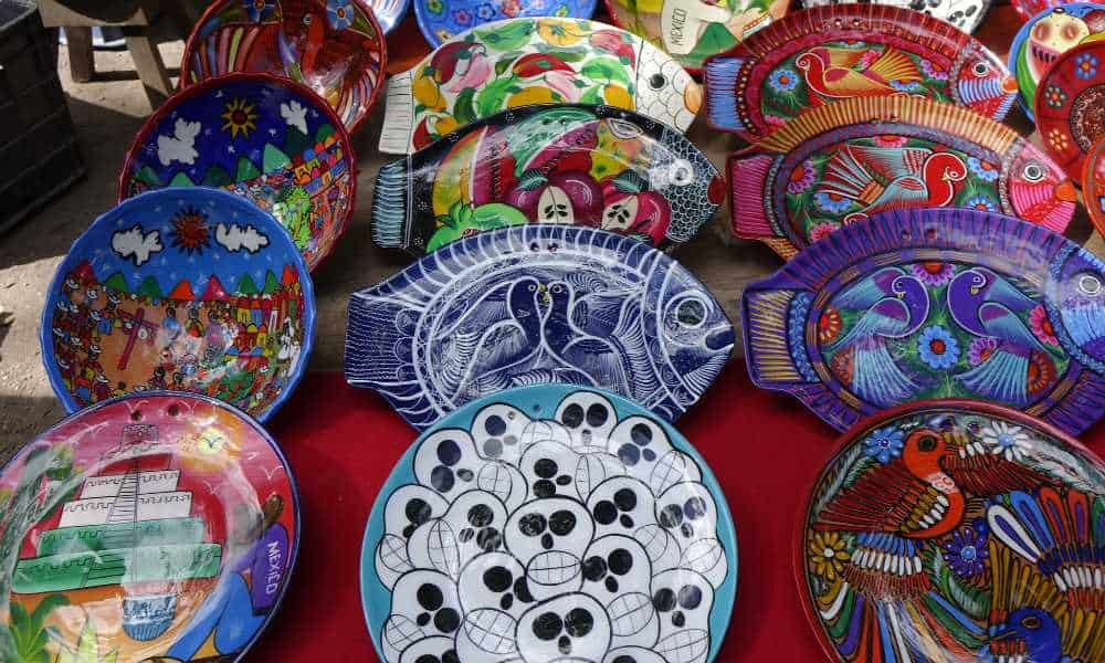 Artesanías Mexicanas. Foto: Archivo