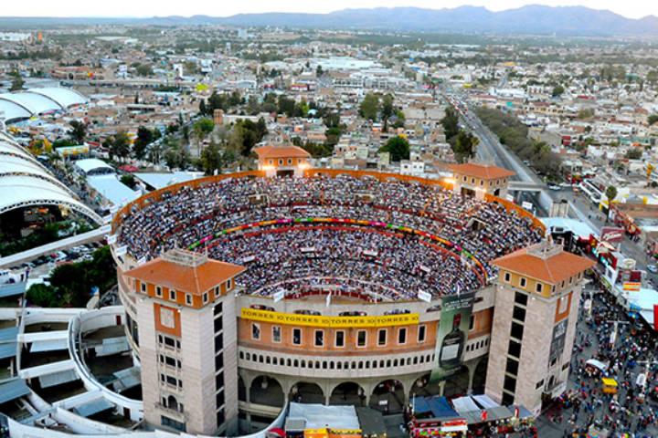 Plaza de Toros en Aguascalientes. Foto BRUNOticias.