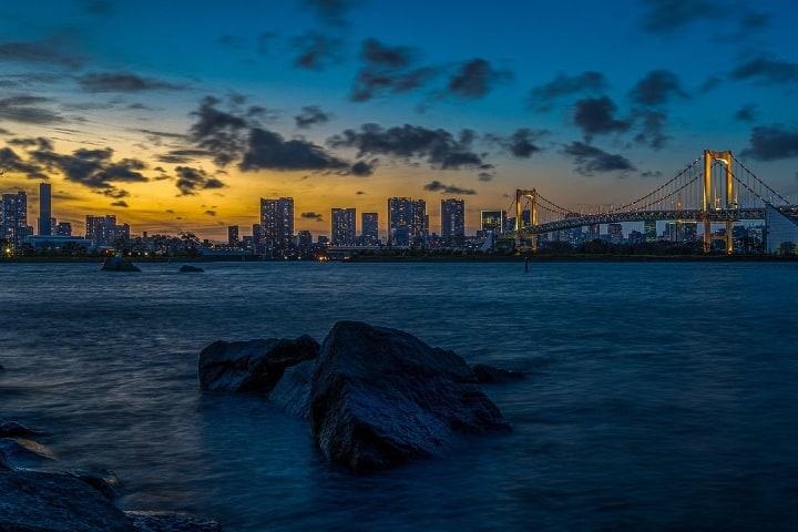 Bahia de Tokio. Foto pierre9x6