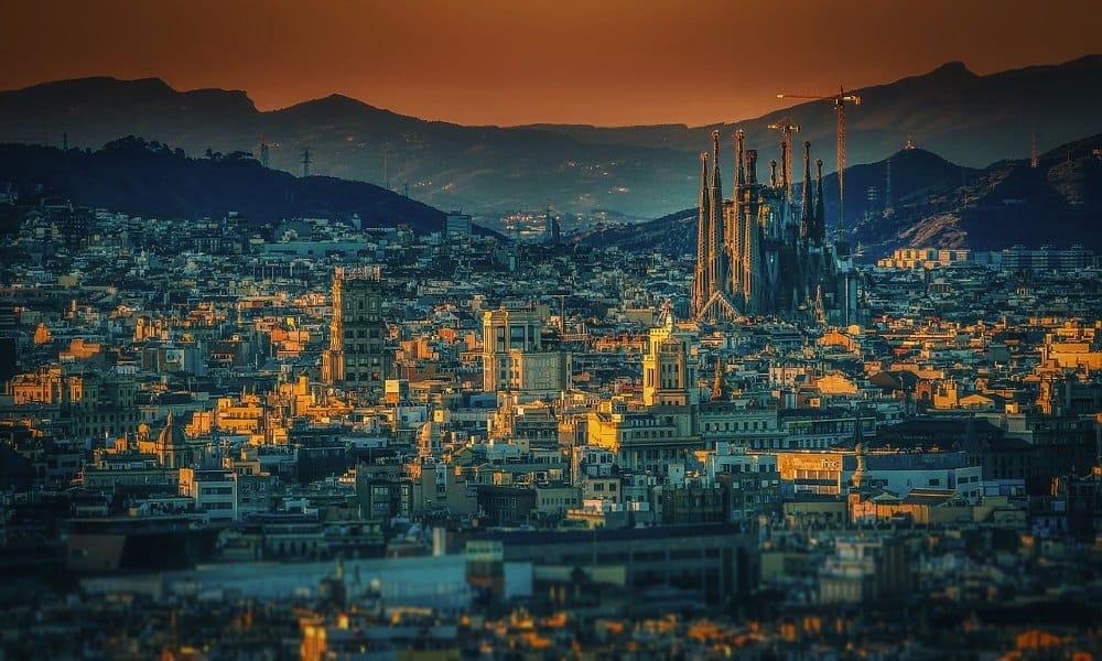 Barcelona Foto Walkerssk