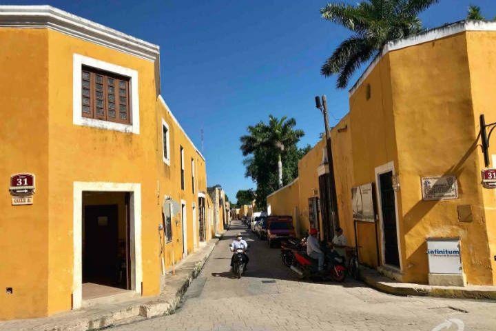 Be-Social-Playa-del-Carmen Foto:Pueblo Mágico Izamal en Yucatán