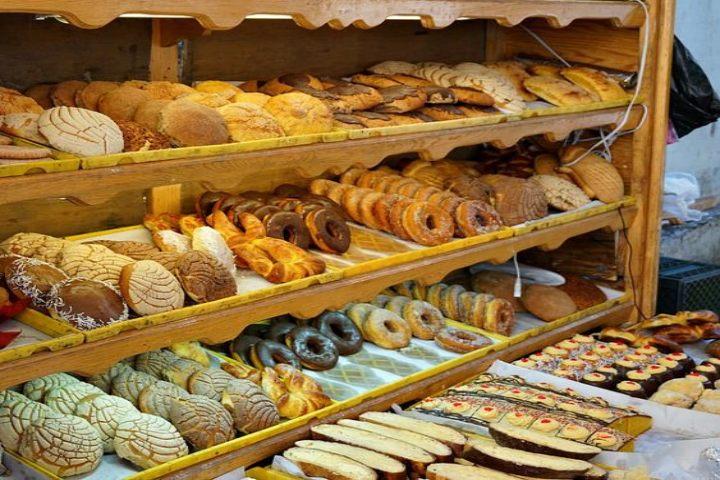 ¡No hay nada como el pan recién hecho!. Foto  Venturists.