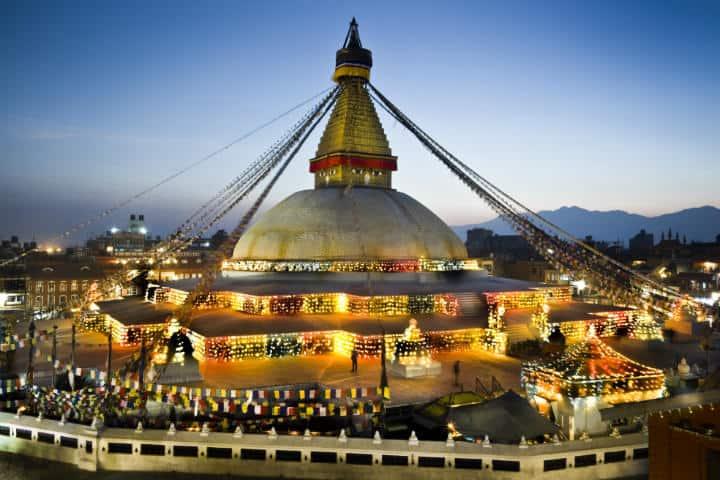 Boudhanath. Nepal.Foto.KTM Guide.3