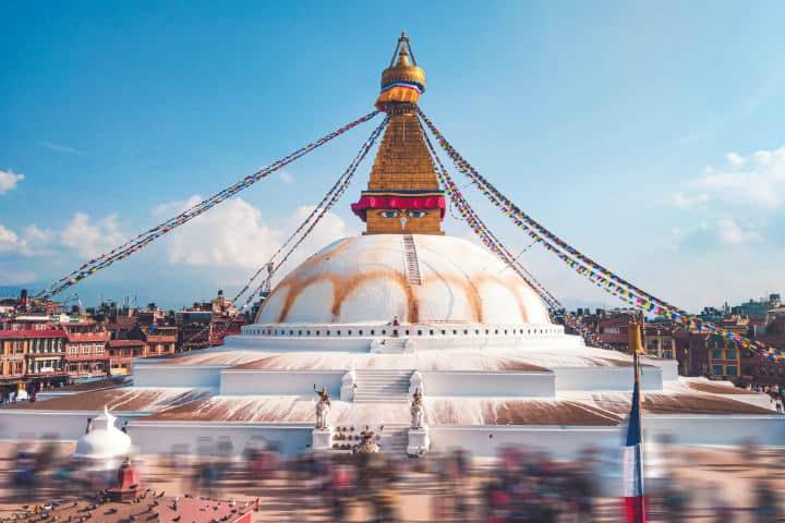 Boudhanath. Nepal.Foto.Meghraj Neupane.1