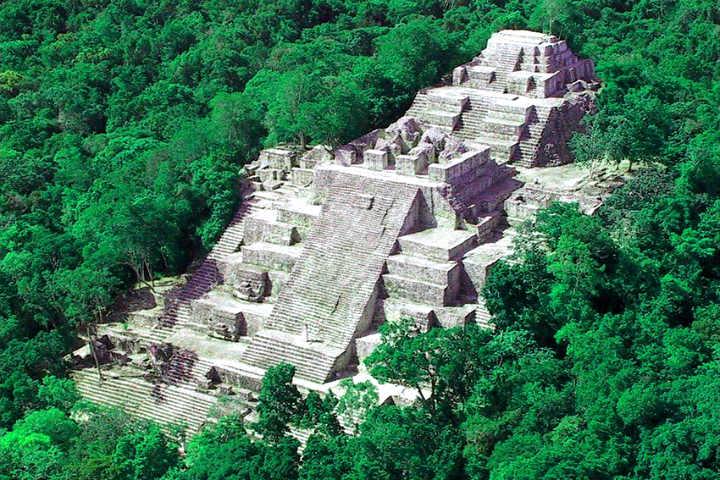 Calakmul una ciudad en el corazón de la selva scoopnest