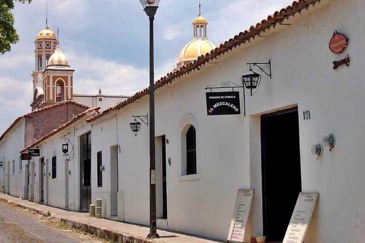Calles de Comala.