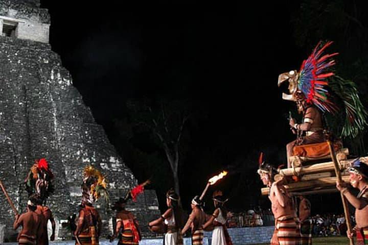 Cambio de era maya Foto El Tiempo Latino