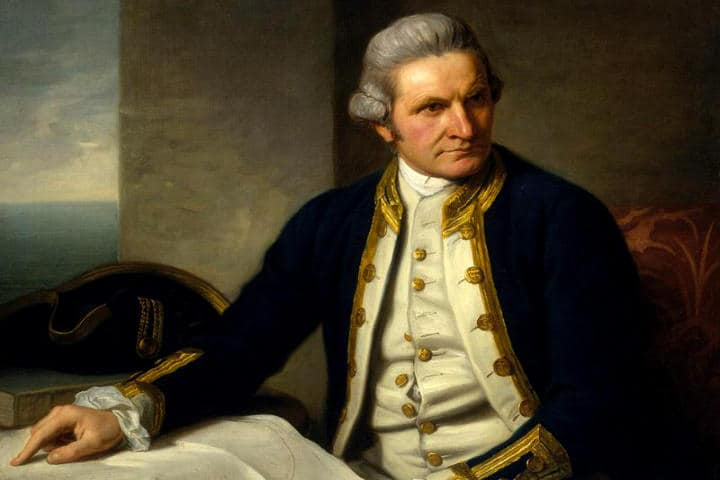 Capitan Cook Smithsonian Magazine.