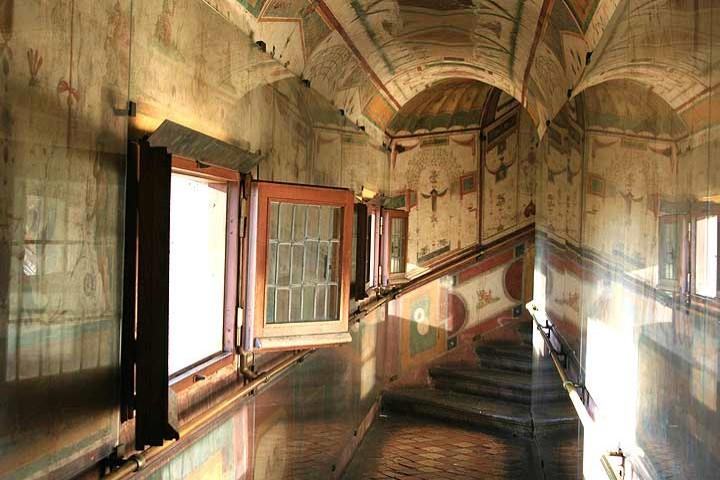 Castillo Sant Angelo. Foto Audio guía de Roma.