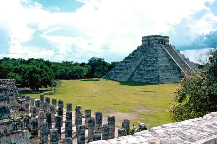 Chichén-Itzá Foto Mexico10
