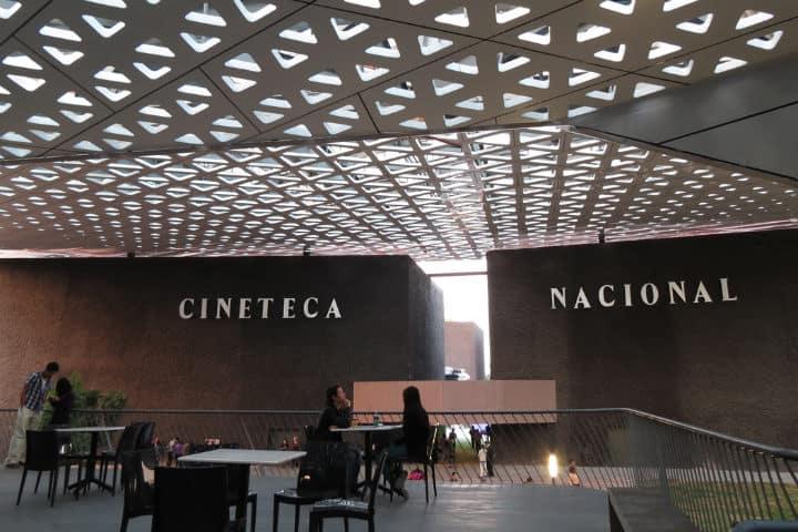 Cineteca Nacional. Foto. Ciudad Viva
