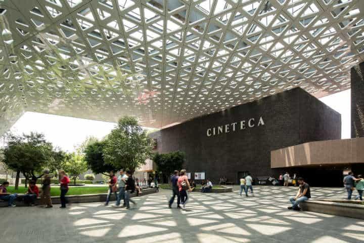 Cineteca Naconal.Foto.Rock101.7