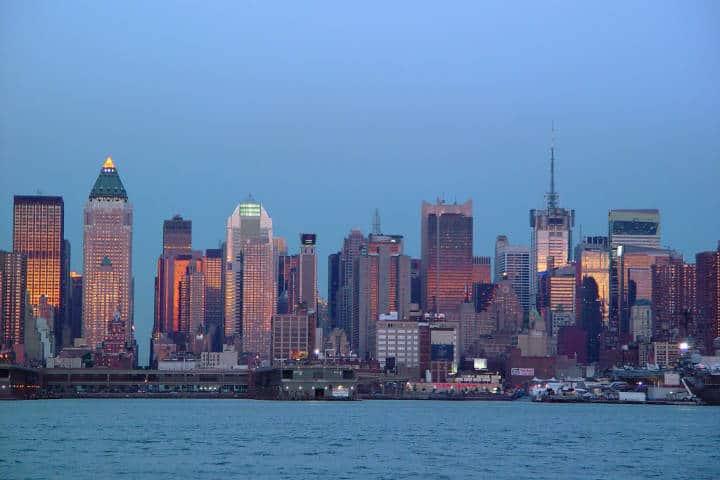 Ciudad de Nueva York. Foto Archivo 5