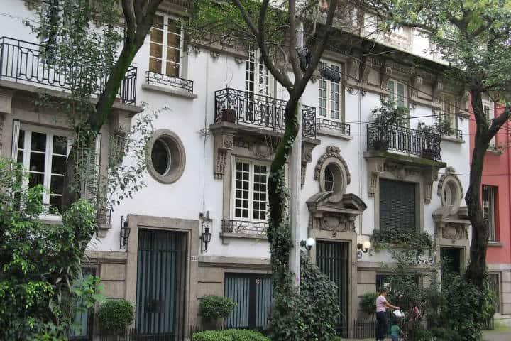 Colonia Condesa. Foto. Pueblos Mágicos