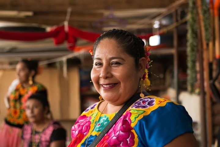 Comunidad Chontal. Foto: Dennis Noel López Sosa