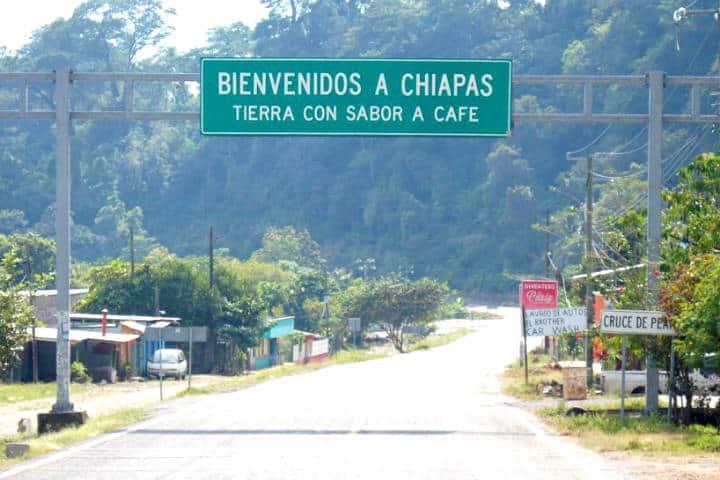 Cascadas. Foto Corazón de Chiapas.