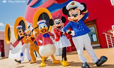 Crucero Disney. Foto: Disney Cruise Line
