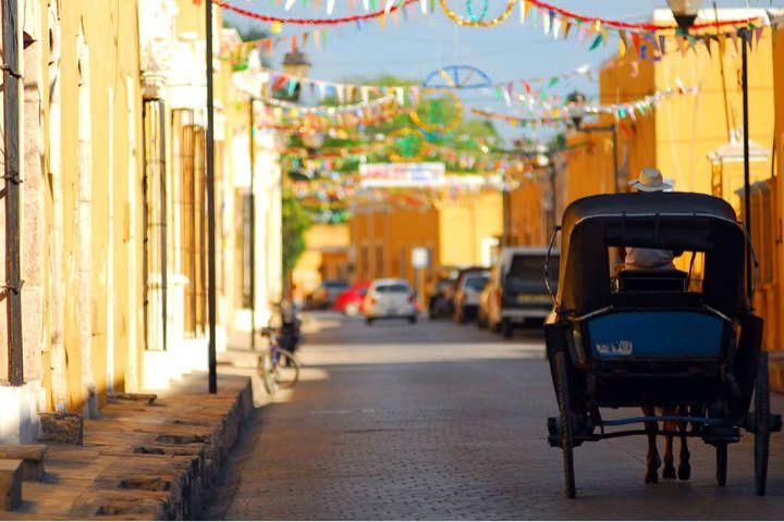 Descubro Foto: Pueblo Mágico Izamal en Yucatán