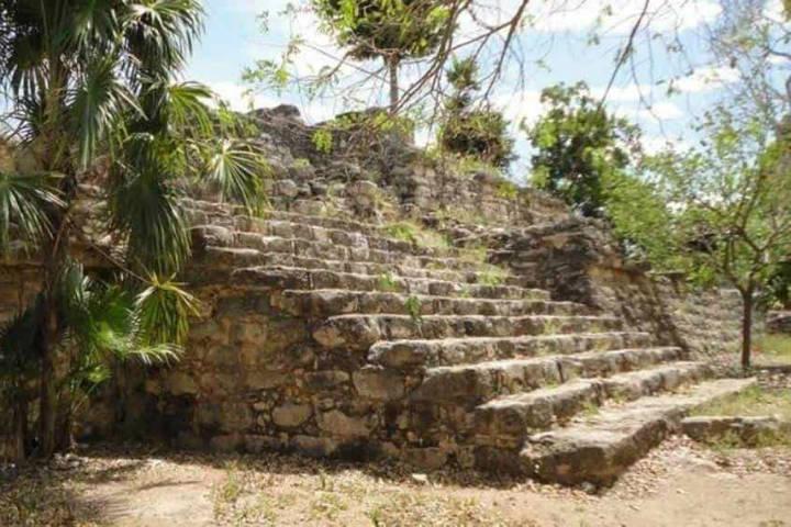 Zona Arqueológica. Foto Diario Presente.