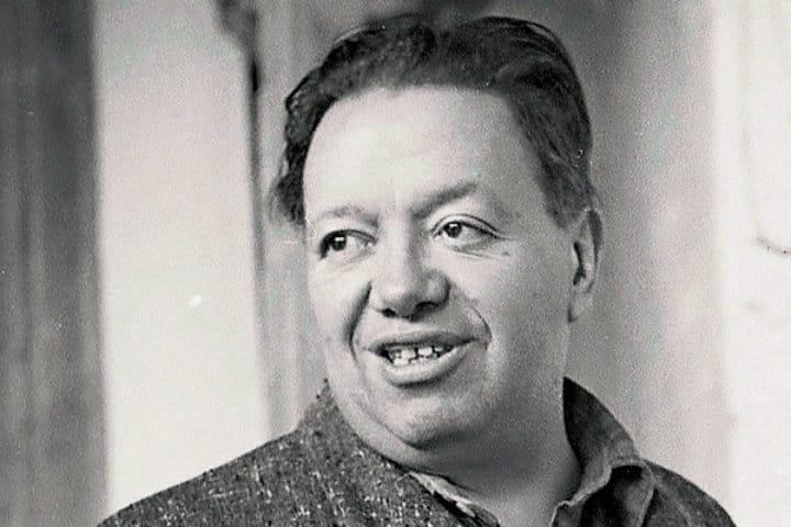 Diego Rivera un pintor mexicano tan polémico como famoso Foto News Summed Up