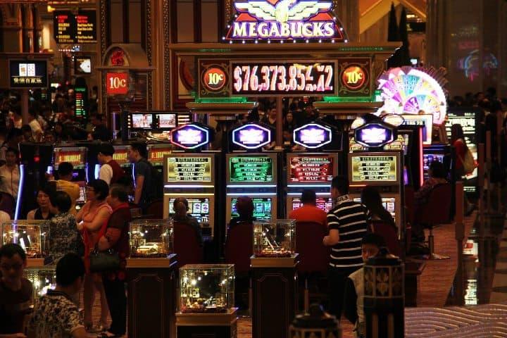 Disfruta de los mejores casinos de Asia. Foto lifeP
