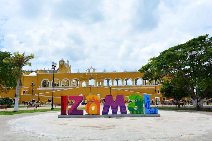 Edomex Foto: Pueblo Mágico Izamal en Yucatán